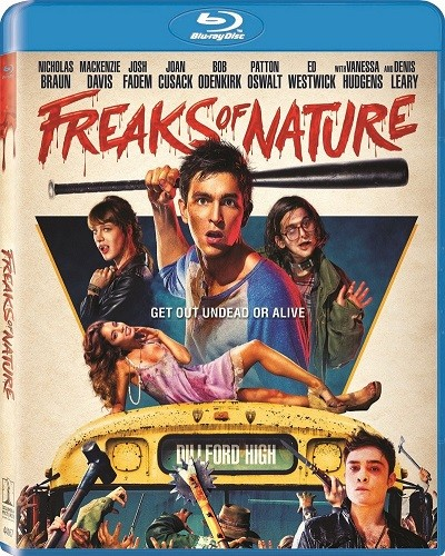 Ucubeler Uzaylılara Karşı - Freaks of Nature 2015 ( BluRay 720p ) DuaL TR-ENG - Tek Link