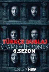 Game Of Thrones 6. Sezon HDTV – 720p – 1080p Tüm Bölümler Güncel Türkçe Dublaj – Tek Link