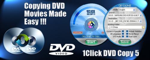 1CLICK DVD Copy Pro 5.1.1.1