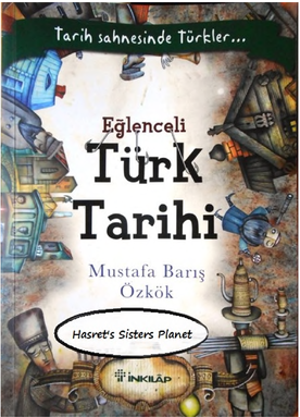 Mustafa Barış Özkök – Eğlenceli Türk Tarihi PDF indir