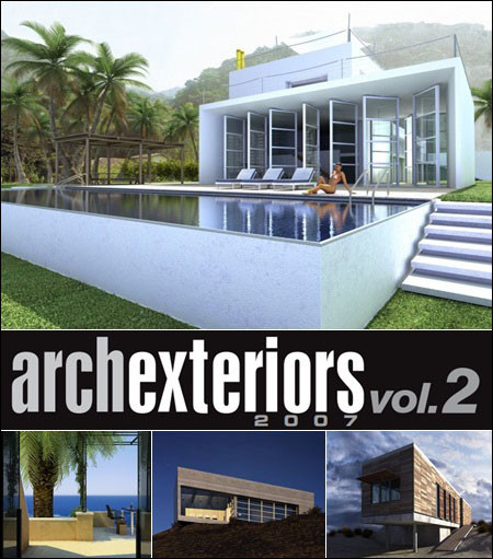 Evermotion Archexteriors Volume 2