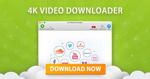 4K Video Downloader 4.4.6.2295 - Katılımsız
