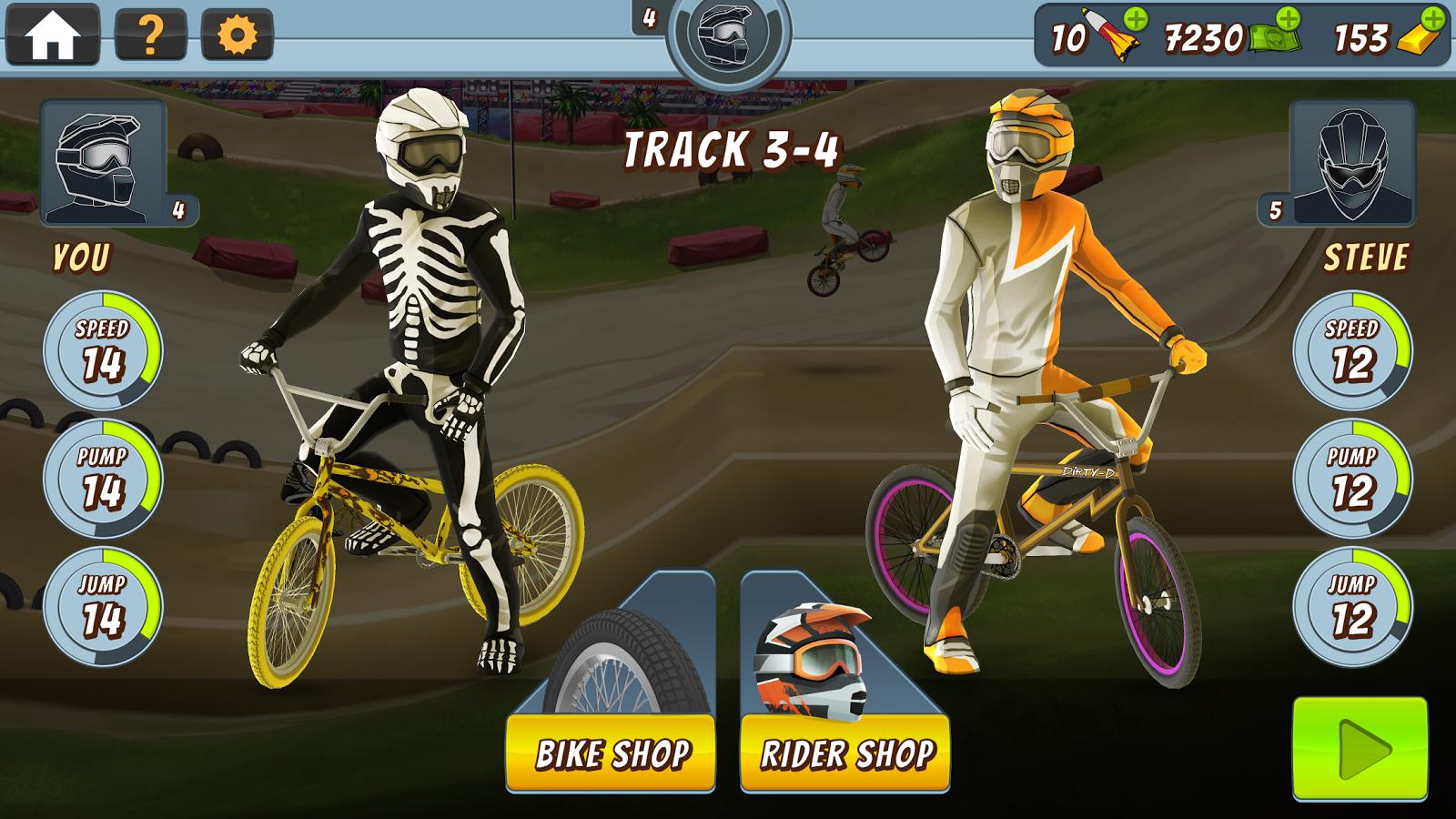 Mad Skills BMX 2 Apk Oyun