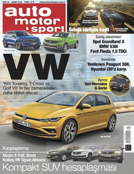 Auto Motor & Sport Şubat 2018