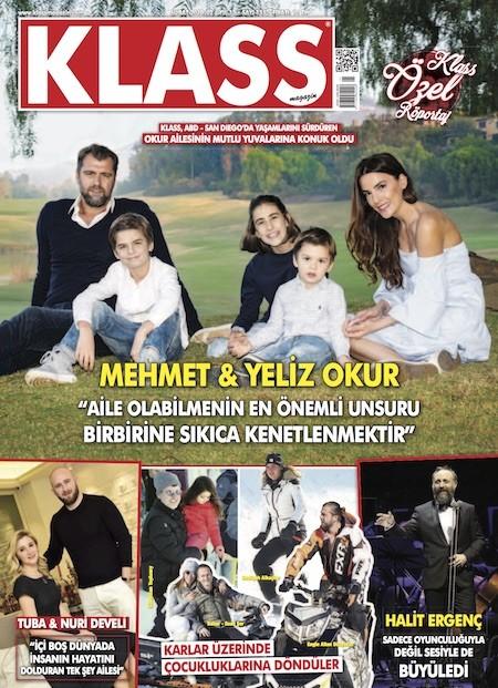 Klass Magazin Şubat 2018