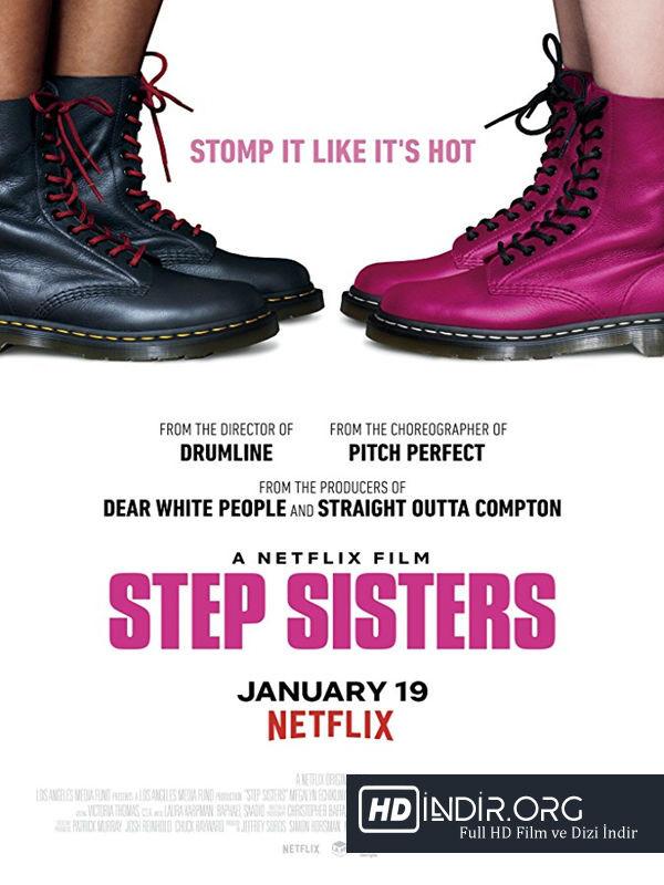 Üvey Kız Kardeşler - Step Sisters (2018) Türkçe Dublaj HD Film indir