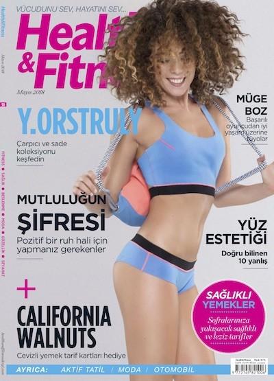 Health & Fitness Mayıs 2018
