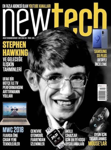 Newtech Nisan 2018