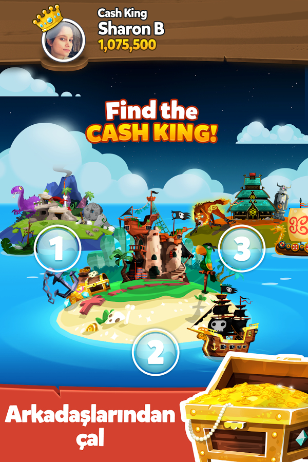 Pirate Kings Android Oyun