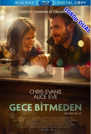 Gece Bitmeden – Before We Go 2014 BluRay 1080p x264 DUAL TR-EN  – Tek Link