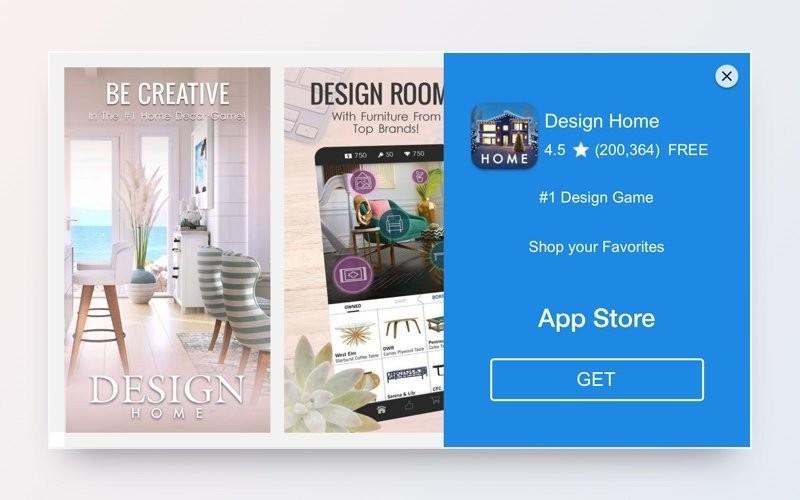 İnterstisyel video reklamı iOS