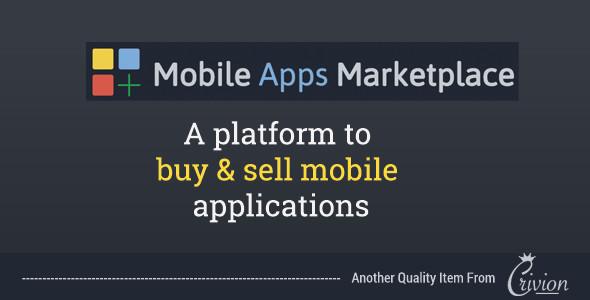 PHP Mobil Uygulama Marketi Scripti