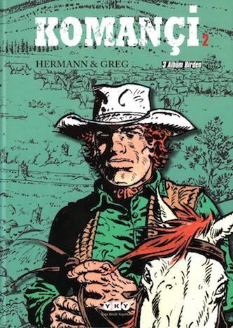Hermann, Greg Komançi 02 Çizgiroman İndir