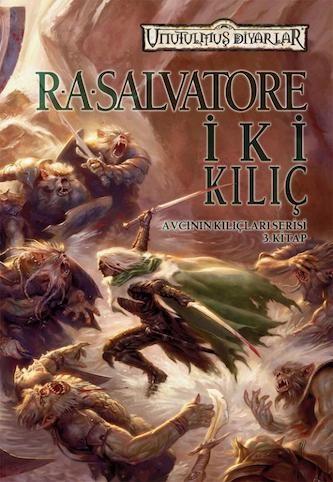 R. A. Salvatore İki Kılıç Pdf E-kitap indir