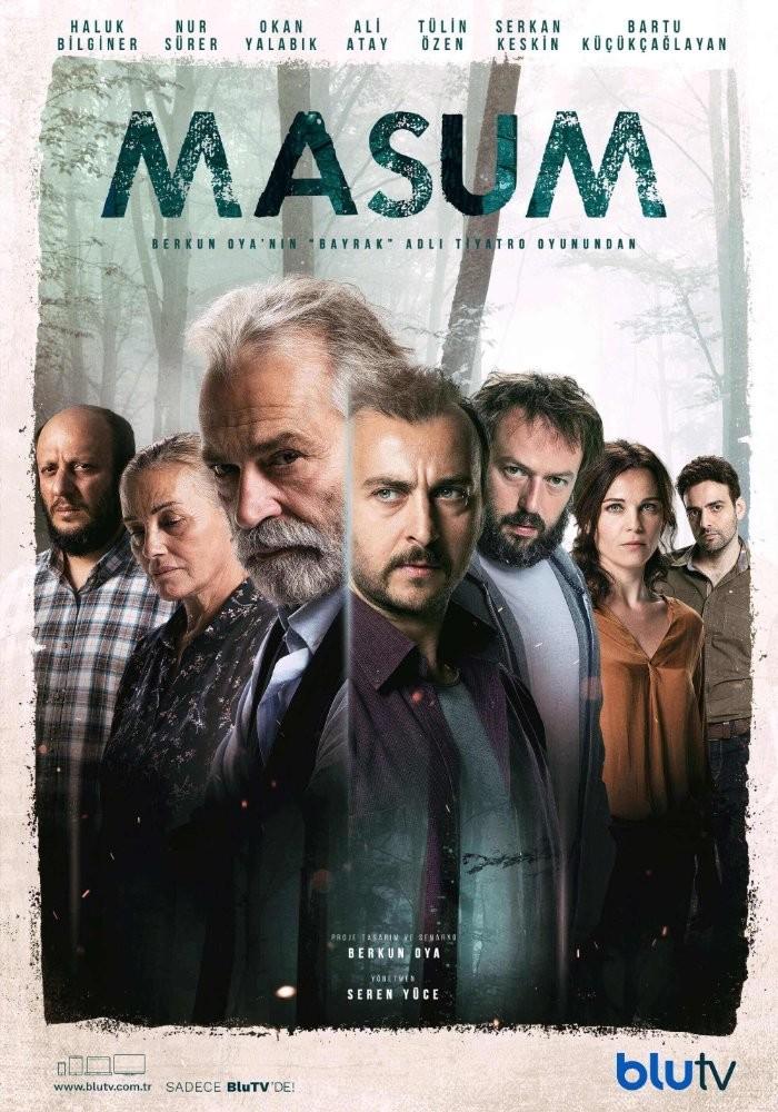 Masum (2017) 1.Sezon Tüm Bölümler 1080p Yerli Dizi
