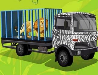 Hayvanat Bahçesi Park Etme oyunu