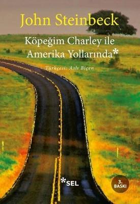 John Steinbeck Köpeğim Charley İle Amerika Yollarında Pdf E-kitap indir