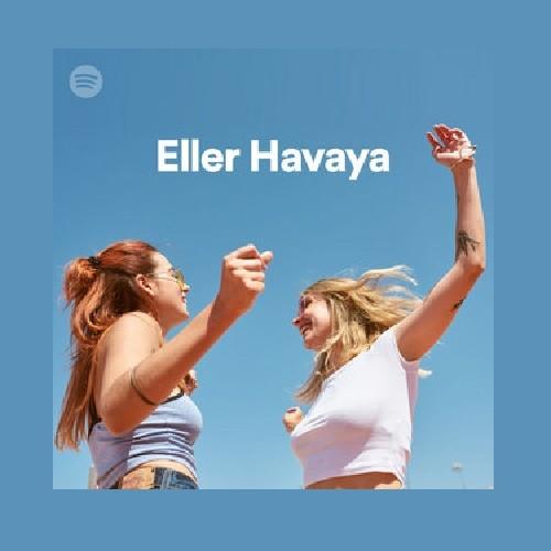 Eller Havaya Parti Müzikleri Nisan 2020 Full Albüm İndir