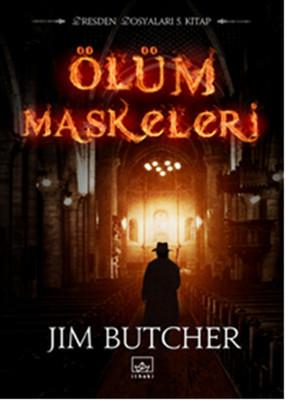Jim Butcher Ölüm Maskeleri Pdf E-kitap indir