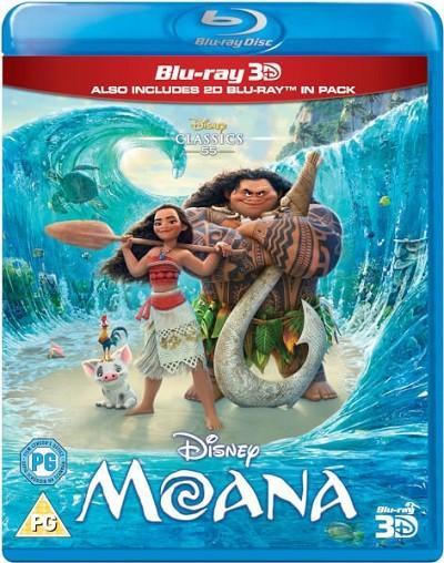 Moana 2016 ( 3D BluRay 1080p ) DuaL TR-ENG – indir