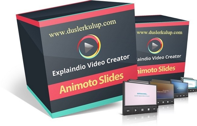 V0Vz3v Explaindio Video Creator Programını Full İndir