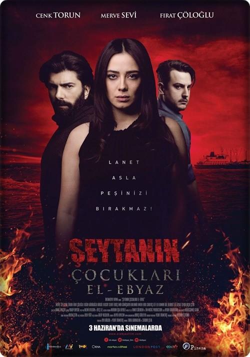 Şeytanın Çocukları: El-Ebyaz 2016 (Yerli Film) 720p HDTV