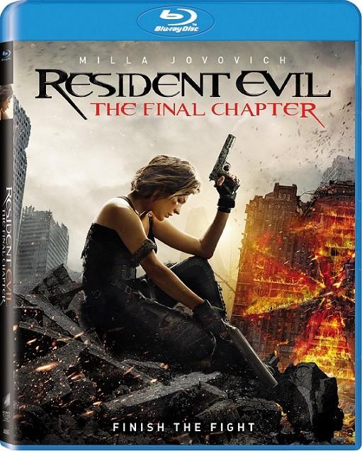 Resident Evil: Son Bölüm - Resident Evil: The Final Chapter - 2017 - 1080p (TR-EN)