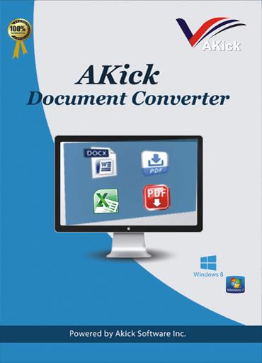 Akick Document Converter 1.9