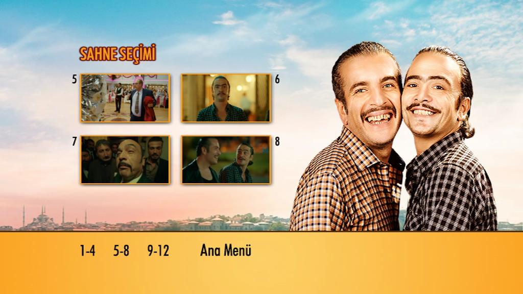 Çalgı Çengi 2 İkimiz - 2017 Yerli DVD5