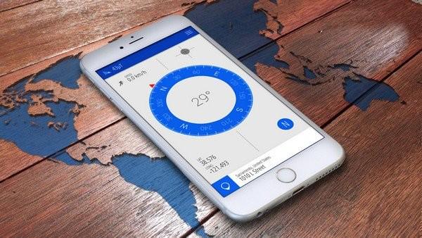 Compass Pro v1.5 Apk Full İndir
