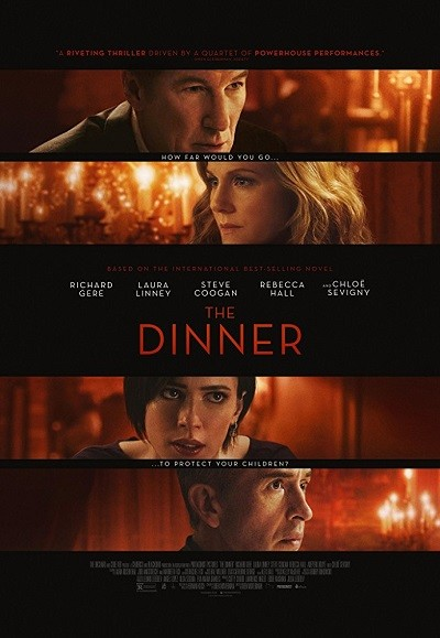 Akşam Yemeği – The Dinner 2017 (BRRip – m1080p) Türkçe Dublaj indir