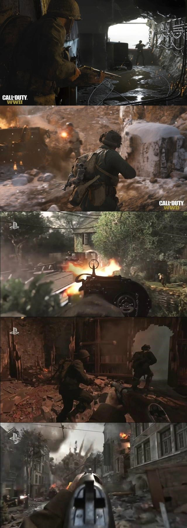 Call of Duty WWII-KONCEPT