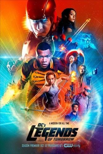 DCs Legends of Tomorrow | S03E07 | HDTV | x264 | KİLLERS