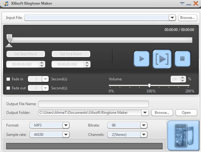 Xilisoft Ringtone Maker 2.0.3 Full İndir