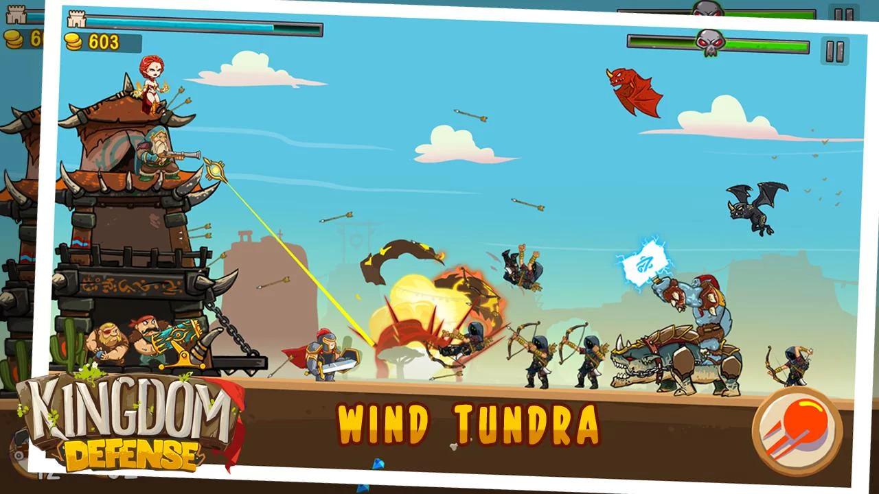 Kingdom Defense: Epic Hero War Apk