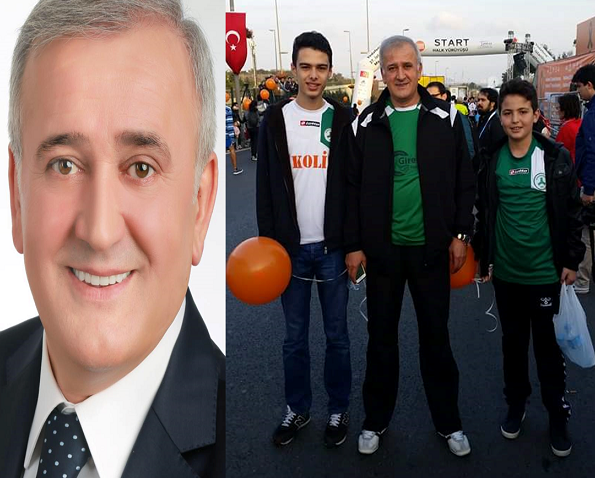 Mehmet Ku�u maraton kazas� ge�irdi