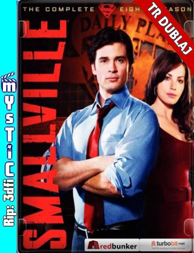 Smallville 8. Sezon İlk 8 Bölüm ( 720p WEBDL ) Türkçe Dublaj 3dfi dizi indir
