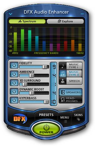 DFX Audio Enhancer 12.013 | Katılımsız