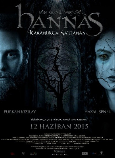 Hannas: Karanlıkta Saklanan 2015 (Yerli Film) DVDRip XviD – Tek Link