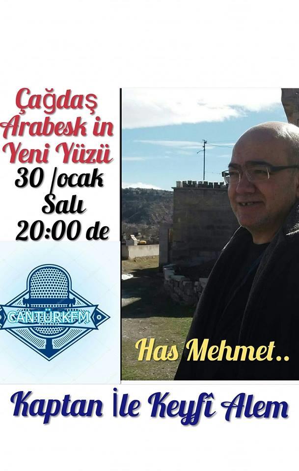 Has Mehmet  Canturkfm Konuk Oluyor
