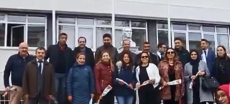 Seydişehir Anadolu Lisesi 24 Kasım Öğretmenler Günü 2018