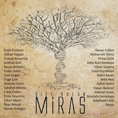 Bize Kalan Miras (2018) Türkü Full Albüm İndir