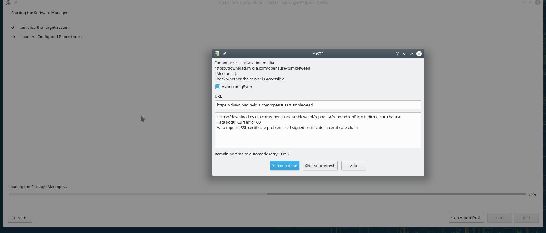 OpenSUSE'ye Nasıl Nvidia Driverı Kurulur? - openSUSE Türkiye