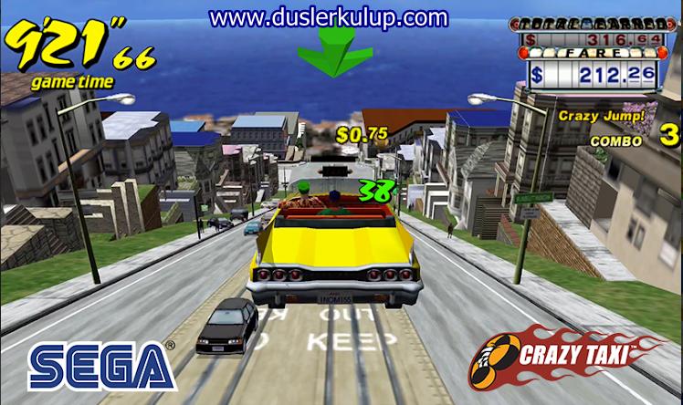 crazy taxi 3 android oyununu indir