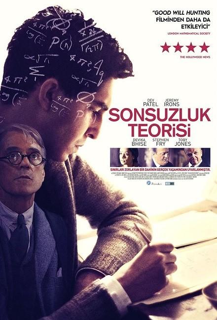 Sonsuzluk Teorisi - The Man Who Knew Infinity - 2015 1080p DUAL