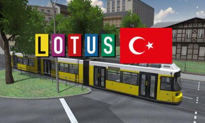 VDk4yv Lotus Şehir İçi Otobüs Simülasyon Oyunu Full İndir