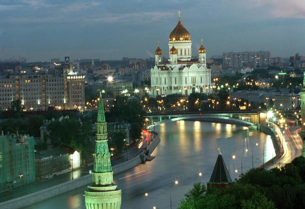 moskova seyahat fotoğrafı
