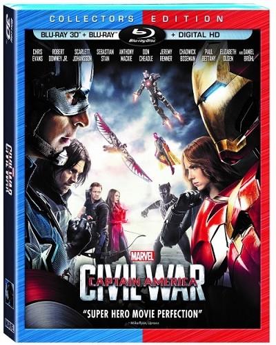 Kaptan Amerika: Kahramanların Savaşı – Captain America: Civil War 2016 BluRay DuaL TR-EN | Türkçe Dublaj - Tek Link indir