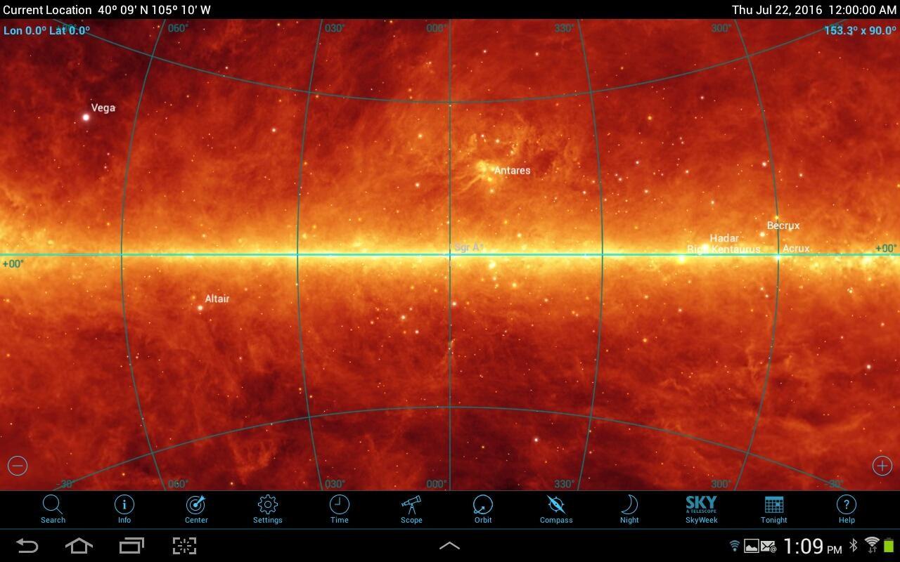 SkySafari 5 Pro Mod APK