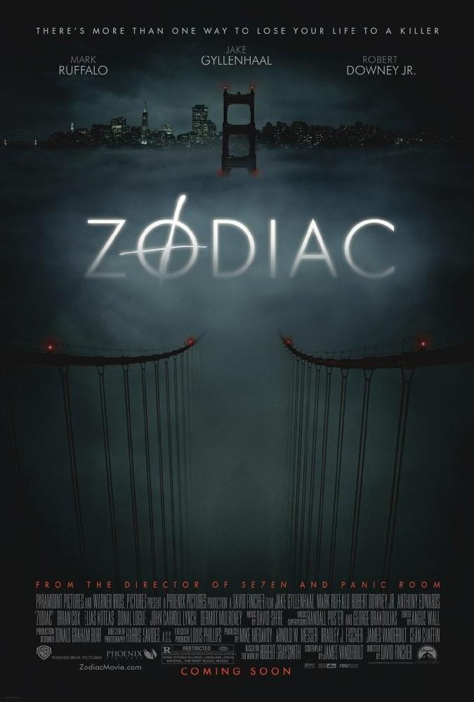 zodiac film indir